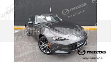 Foto venta Auto Usado Mazda MX-5 Grand Touring (2017) color Gris Meteoro precio $385,000