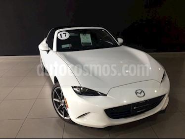 Foto venta Auto Seminuevo Mazda MX-5 Grand Touring (2017) color Blanco precio $400,000