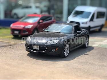 Foto venta Auto Seminuevo Mazda MX-5 Grand Touring (2010) color Negro precio $174,900