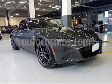 Foto venta Auto Seminuevo Mazda MX-5 i Sport (2017) color Gris precio $320,000