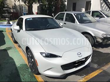 Foto venta Auto usado Mazda MX-5 RF Aut (2017) color Plata precio $375,000