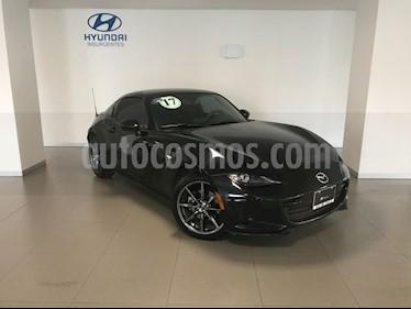 Foto venta Auto Seminuevo Mazda MX-5 RF Aut (2017) color Negro precio $399,000