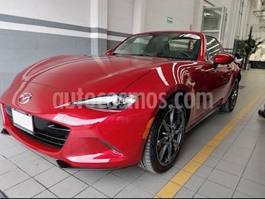 Foto venta Auto Seminuevo Mazda MX-5 RF Aut (2017) color Rojo Autentico precio $395,000