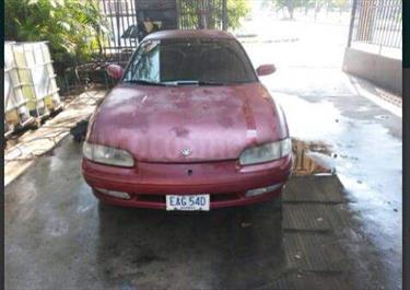 Foto venta carro usado Mazda mx3 cuupe mx3 (1993) color Rojo Infierno precio BoF14.500