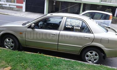 Foto venta Auto usado Mazda Sedan Glx L4,1.8i,16v A 2 1 (2008) color Beige precio u$s10.100