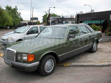 Foto venta Auto Usado Mercedes Benz 280 SE (1981) color Verde precio $89.800