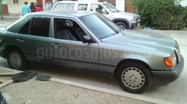 Foto venta Auto usado Mercedes Benz 300 - (1990) color Gris Plata  precio $3.000.000