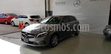 Foto venta Auto Seminuevo Mercedes Benz Clase A 160 Classic Style (2018) color Gris precio $395,000