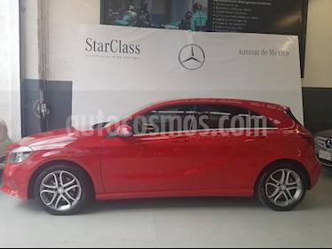 Foto venta Auto Seminuevo Mercedes Benz Clase A 160 Classic Style (2018) color Rojo precio $395,000