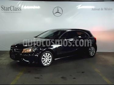 Foto venta Auto Seminuevo Mercedes Benz Clase A 180 CGI Aut (2014) color Negro precio $238,000
