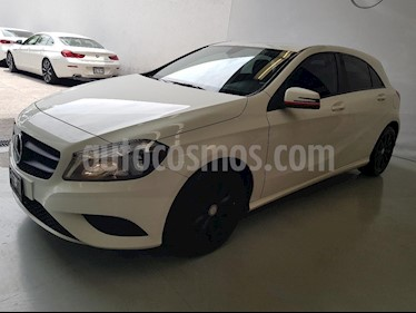 Foto venta Auto Seminuevo Mercedes Benz Clase A 180 CGI Aut (2014) color Blanco precio $225,000