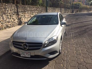 Foto venta Auto Usado Mercedes Benz Clase A 180 CGI (2012) color Plata Polar precio $218,000