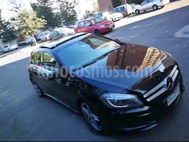 Mercedes Benz Clase A 200 Aut Plus usado (2015) color Negro precio $13.200.000