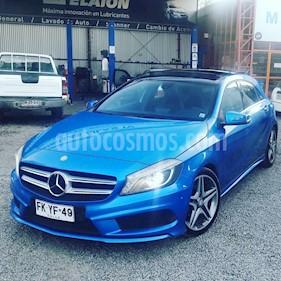 Foto venta Auto usado Mercedes Benz Clase A 200 Aut (2013) color Celeste precio $12.800.000