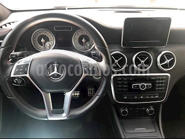 Mercedes Benz Clase A 200 Aut usado (2013) color Gris precio $12.000.000
