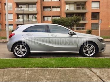 Mercedes Benz Clase A 200 Aut usado (2014) color Plata Polar precio $65.000.000