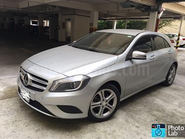 Foto venta Auto Seminuevo Mercedes Benz Clase A 200 CGI Aut (2014) color Plata precio $330,000