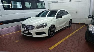 Foto venta Auto Usado Mercedes Benz Clase A 200 CGI Aut (2014) color Blanco Cirro precio $340,000
