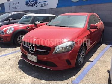 Foto venta Auto Usado Mercedes Benz Clase A 200 CGI Aut (2017) color Rojo precio $360,000