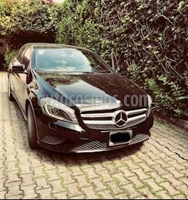 Foto venta Auto Usado Mercedes Benz Clase A 200 CGI Aut (2015) color Negro precio $295,000