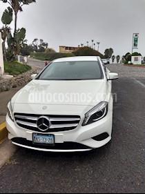 Foto venta Auto usado Mercedes Benz Clase A 200 CGI Aut (2014) color Blanco Cirro precio $275,000
