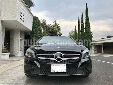 Foto venta Auto usado Mercedes Benz Clase A 200 CGI Aut (2013) color Negro Cosmos precio $225,000