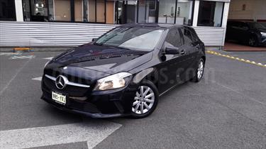Foto venta Auto Seminuevo Mercedes Benz Clase A 200 CGI Sport Aut (2016) color Negro Cosmos precio $279,000