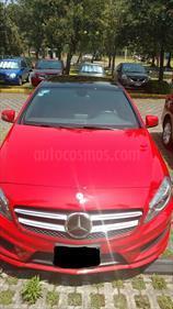 Foto venta Auto Seminuevo Mercedes Benz Clase A 200 CGI Sport S/Techo Aut (2015) color Rojo Jupiter precio $395,000