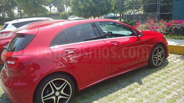 Foto venta Auto Usado Mercedes Benz Clase A 200 CGI Sport S/Techo Aut (2015) color Rojo Jupiter precio $395,000