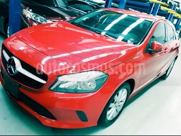 Foto venta Auto Usado Mercedes Benz Clase A 200 CGI Style (2017) color Rojo precio $309,000