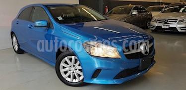 Foto venta Auto Seminuevo Mercedes Benz Clase A 200 CGI Style (2017) color Azul precio $309,000