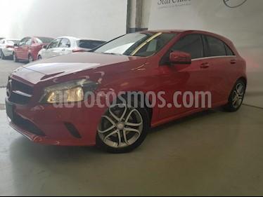 Foto venta Auto Seminuevo Mercedes Benz Clase A 200 CGI Style (2017) color Rojo precio $329,000