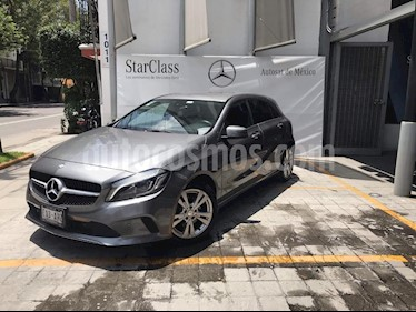 Foto venta Auto Seminuevo Mercedes Benz Clase A 200 CGI Urban Aut (2016) color Gris precio $365,000