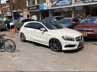 Mercedes Benz Clase A 45 AMG usado (2015) color Blanco Cirro precio $96.000.000