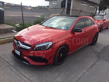 Foto venta Auto Usado Mercedes Benz Clase A A 45 AMG Aut (2018) color Rojo precio $985,000