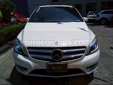 Foto venta Auto usado Mercedes Benz Clase B 180 CGI Exclusive (2014) color Blanco precio $244,997
