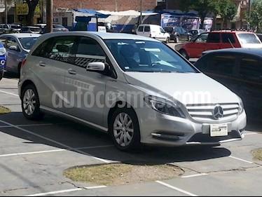 Foto venta Auto usado Mercedes Benz Clase B 200 City (2013) color Gris Claro precio $670.000