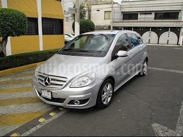 Foto venta Auto Seminuevo Mercedes Benz Clase B 200 CVT (2011) color Plata Polar precio $139,900