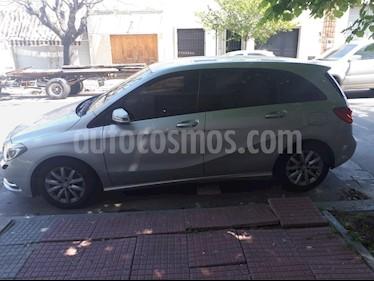 Foto venta Auto Usado Mercedes Benz Clase B 200  (2013) color Plata Polar precio $845.000