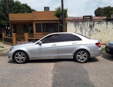 foto Mercedes Benz Clase C Touring 200 K Avantgarde Aut