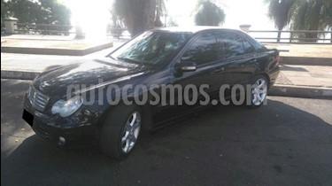 Foto venta Auto usado Mercedes Benz Clase C Touring 200 K Avantgarde (2007) color Negro precio $420.000