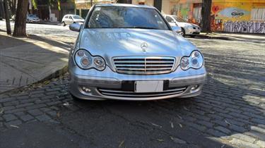 Foto venta Auto Usado Mercedes Benz Clase C - (2007) color Gris Plata  precio $265.000