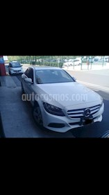 Foto venta Auto usado Mercedes Benz Clase C 180 CGI Aut NAV (2016) color Blanco precio $365,000