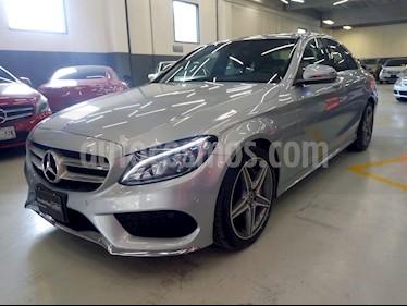Foto venta Auto Seminuevo Mercedes Benz Clase C 180 CGI Aut NAVI (2018) color Plata precio $610,000