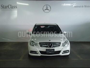 Foto venta Auto Seminuevo Mercedes Benz Clase C 180 CGI Aut (2013) color Blanco precio $249,000