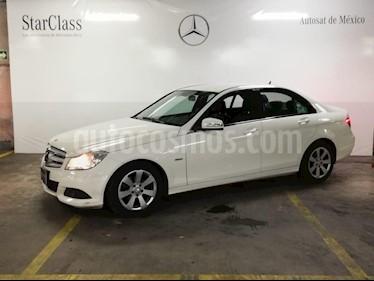 Foto venta Auto Seminuevo Mercedes Benz Clase C 180 CGI Aut (2012) color Blanco precio $209,000