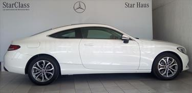 Foto venta Auto Seminuevo Mercedes Benz Clase C 180 CGI Coupe (2018) color Blanco Calcita   precio $600,000