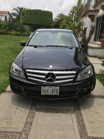 Foto venta Auto Seminuevo Mercedes Benz Clase C 180 CGI (2011) color Negro precio $165,000