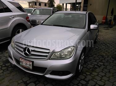 Foto venta Auto usado Mercedes Benz Clase C 180 CGI (2011) color Plata Iridio precio $220,000