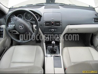 Mercedes Benz Clase C 180 K usado (2009) color Gris Tenorita precio $39.000.000